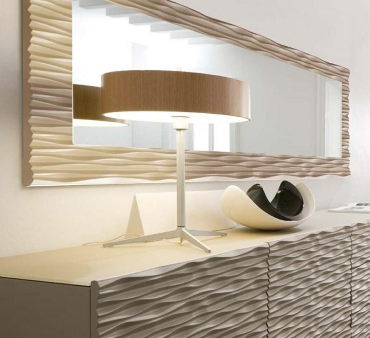 miroirs décoratifs-modernes-murs