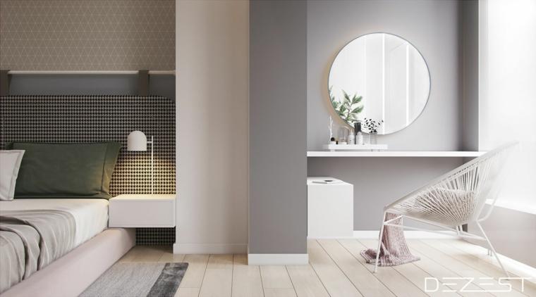 miroirs de décoration modernes