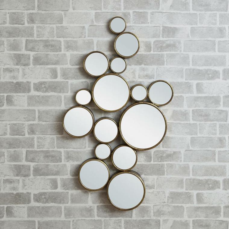 miroirs ronds-décorer-intérieur