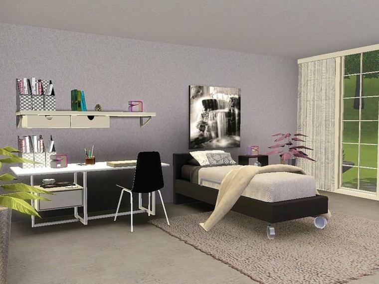 mobilier de chambre-juvénile-original