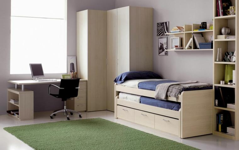 mobilier de chambre-juvénile-petit