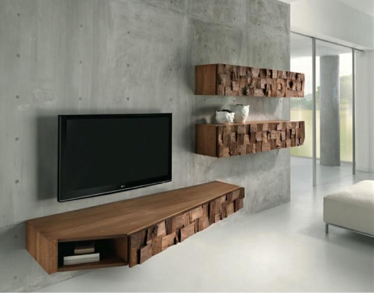 mobilier minimaliste-bois-interieur