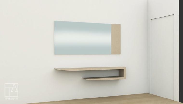 mobilier moderne-minimaliste-décorer