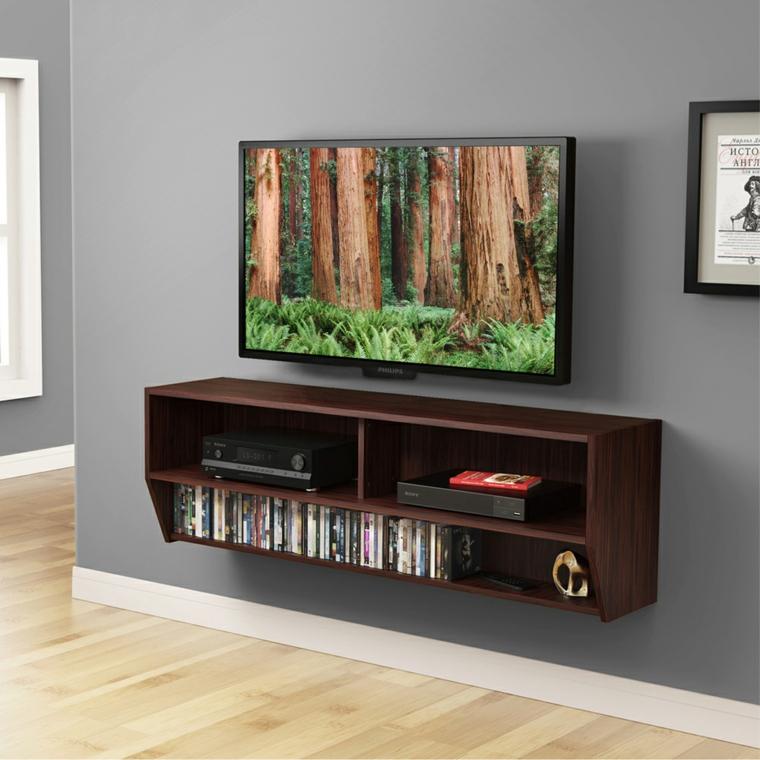 mobilier minimaliste-intérieur-maison