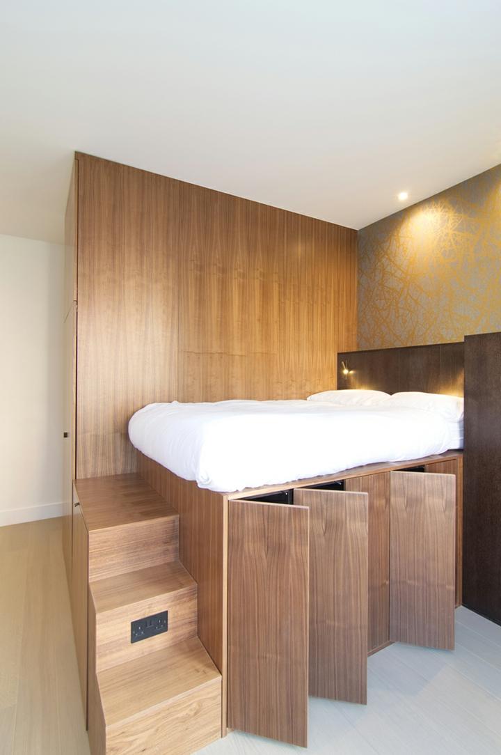 meubles modulaires rangement spacieux