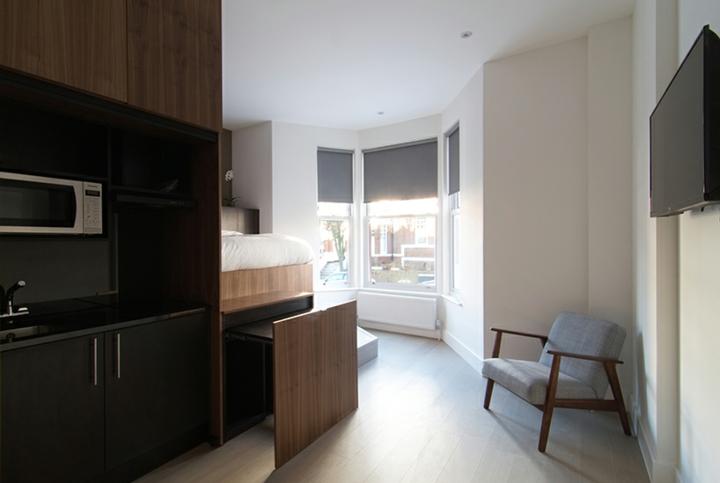 meubles de cuisine modulaires exposés