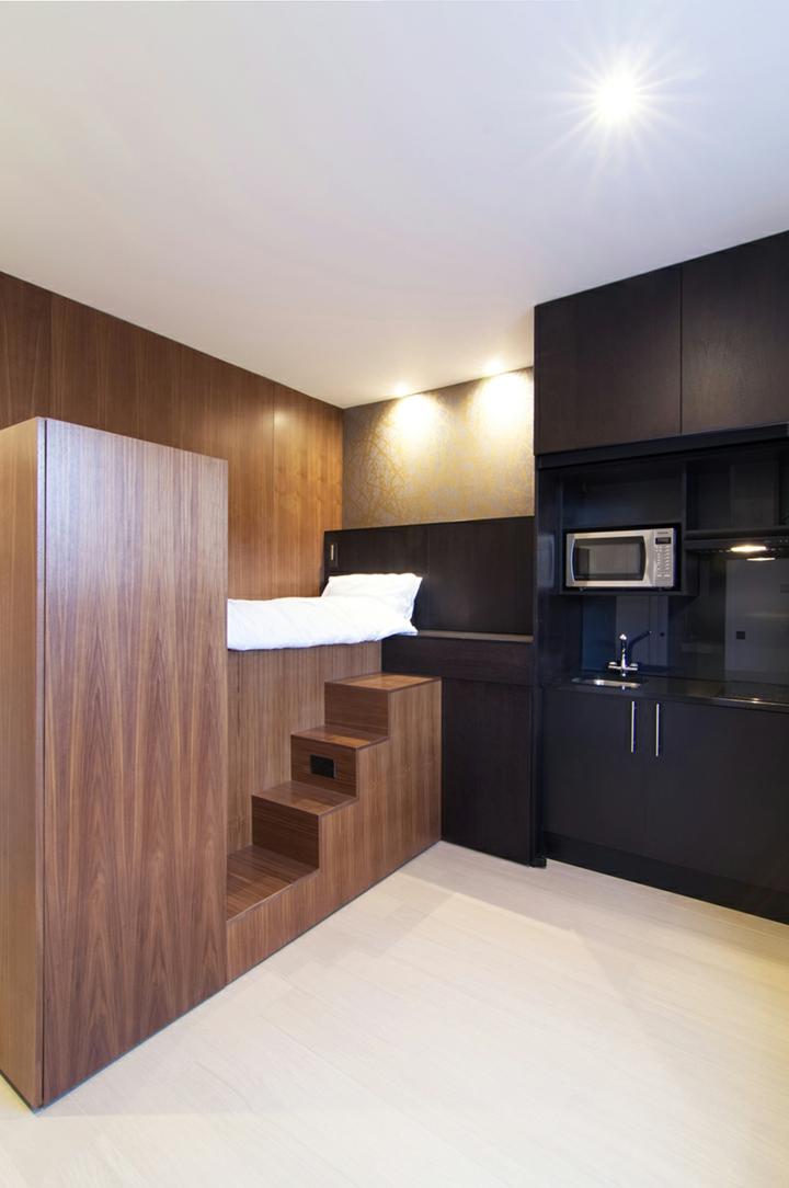 style de petit appartement