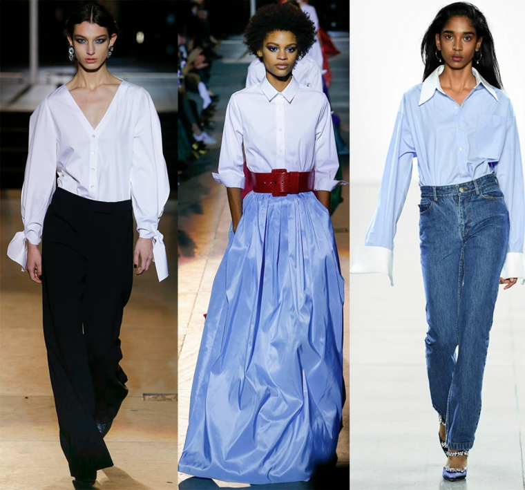 blouses-elegant-color-blue-classic-ideas-2018