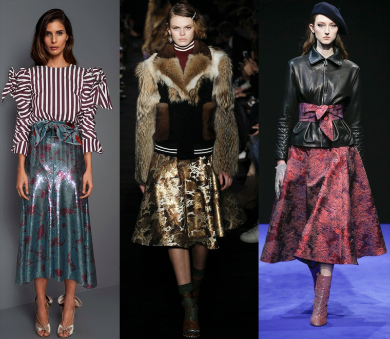 mode-2018-style-femme-veste-jupe