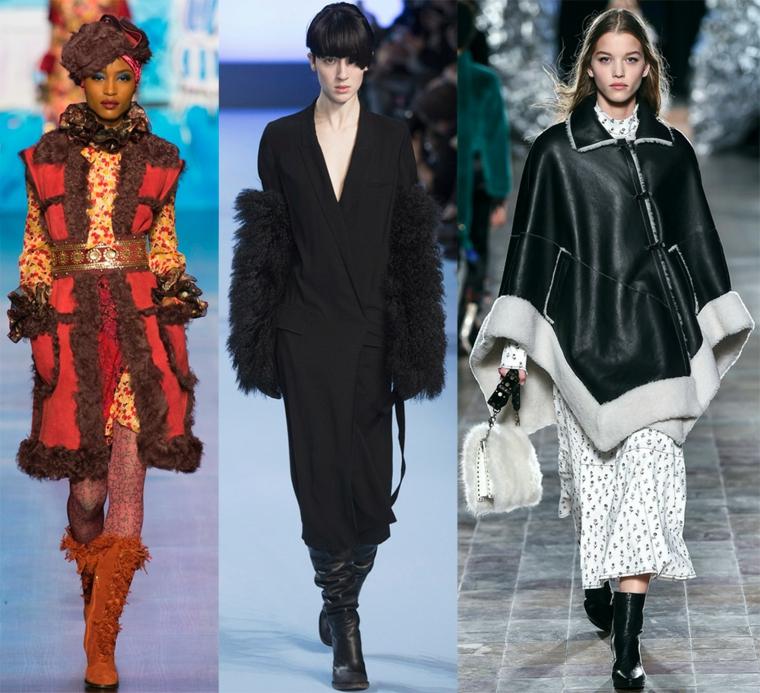 moda-2018-mujer-estilo-urbano-manteaux-piel