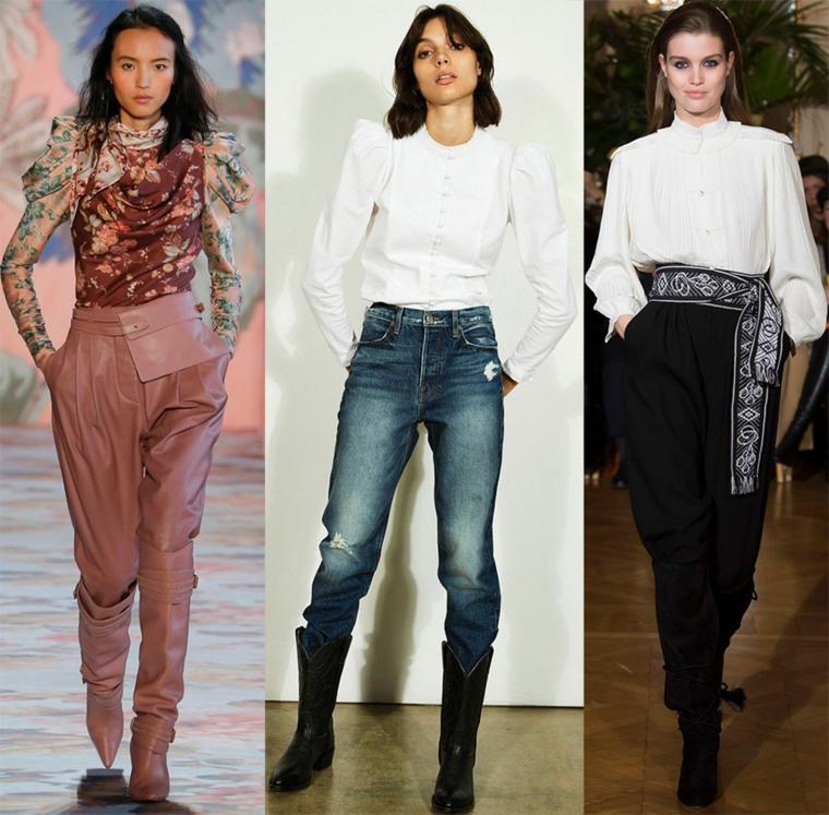pantalons de mode-hiver-2018-idées