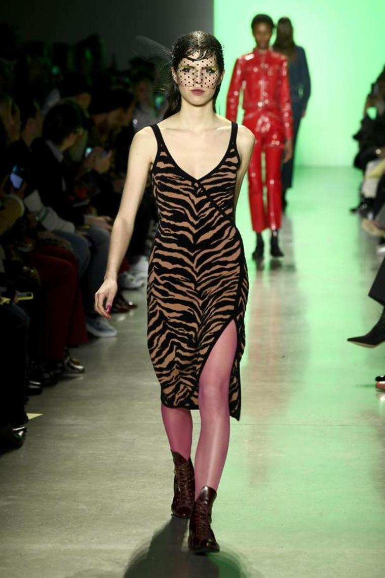 mode pour les femmes design-animal