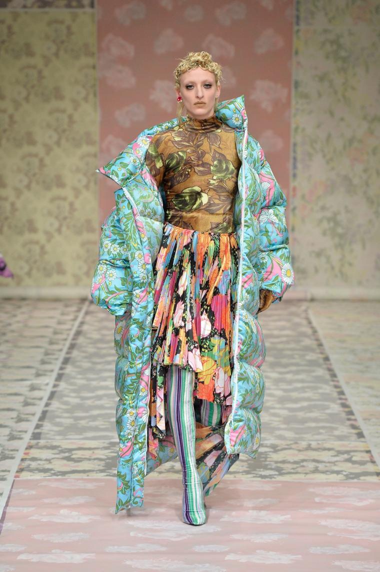 mode féminine richard-quinn