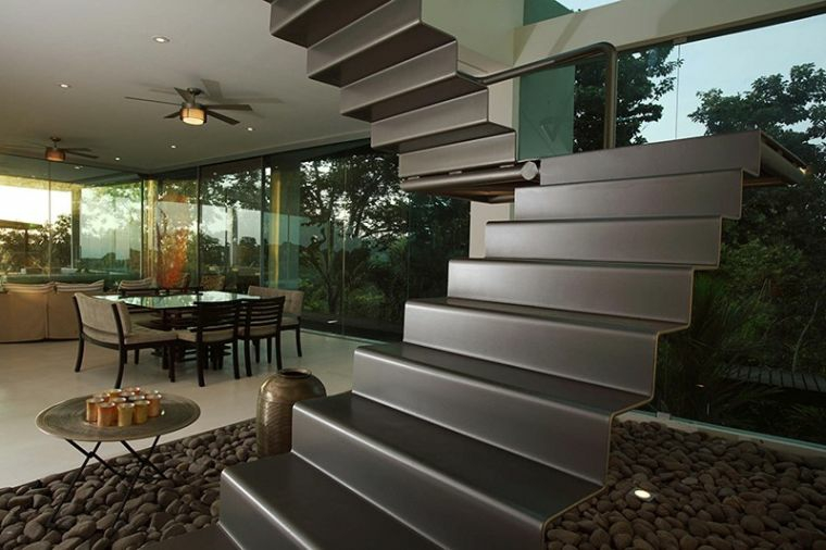 escalier-original-modèles intérieurs