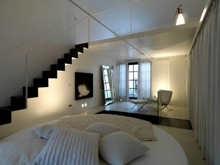 escaliers-noir-design dintérieur