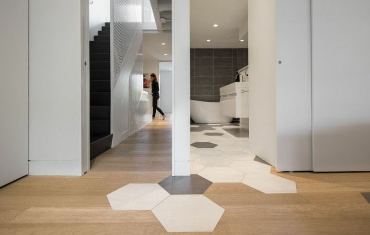 escaliers modernes-maisons-design