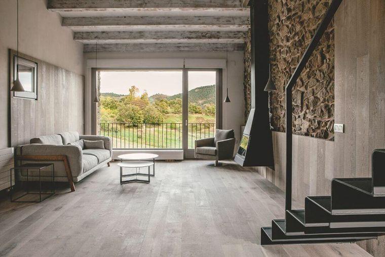 escaliers modernes-intérieurs-design