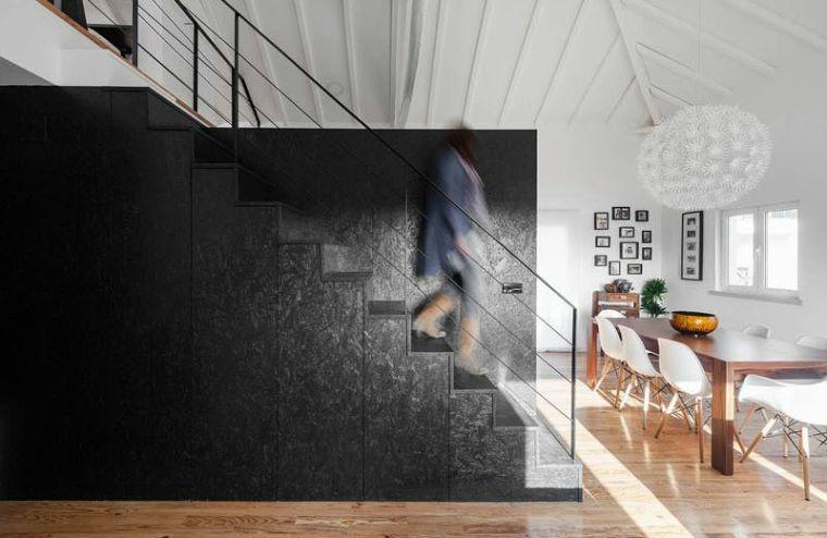 escalier-design-modèles modernes