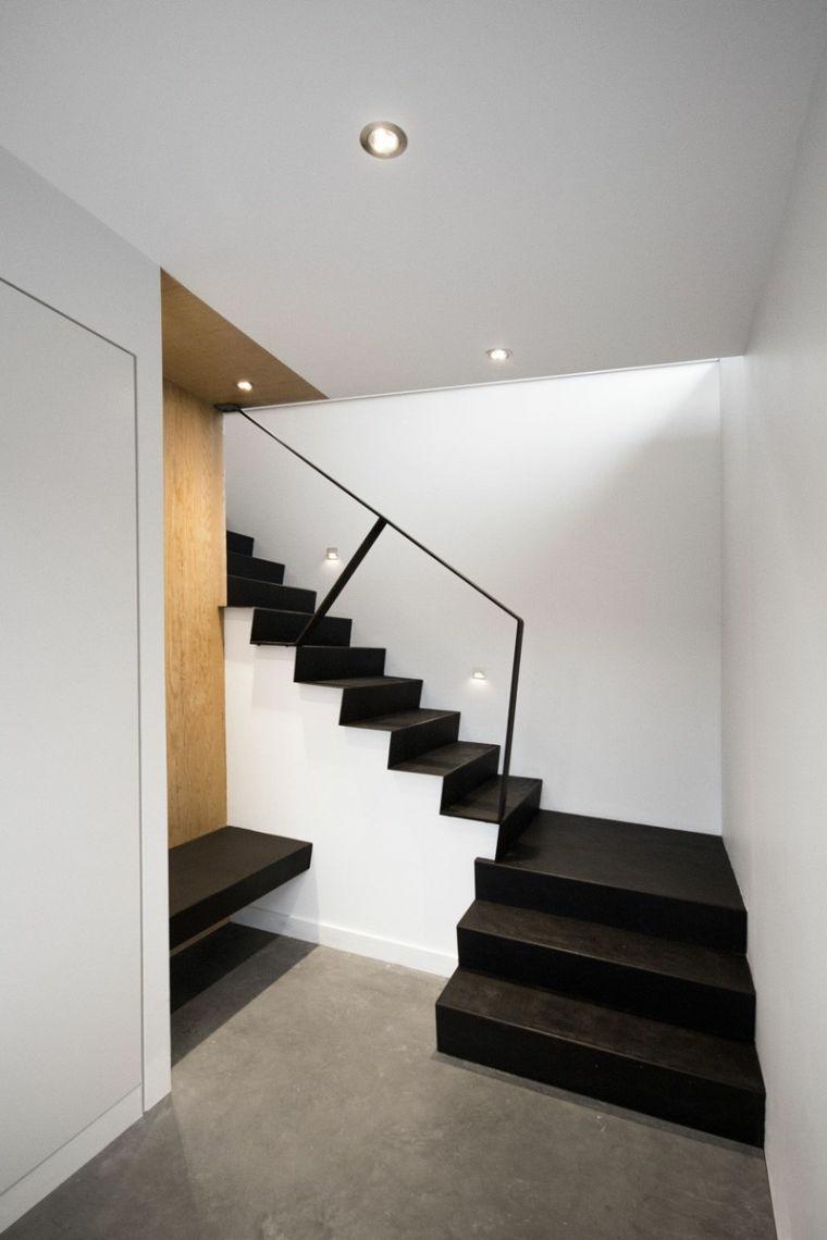 escalier-intérieur-modèles modernes