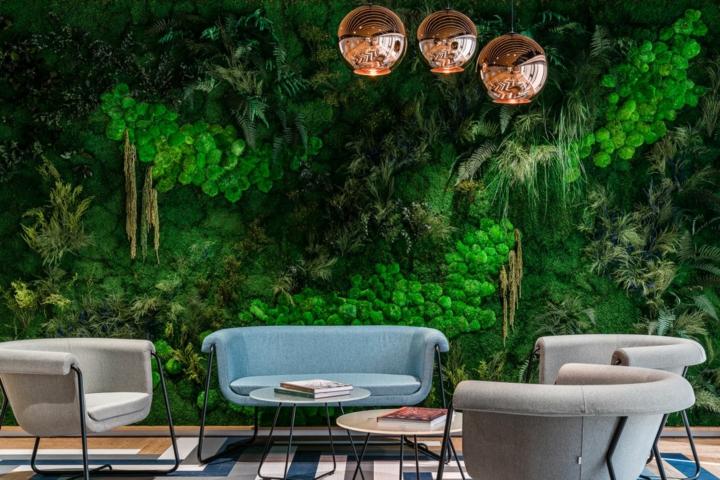 tapis intime mur végétalisé
