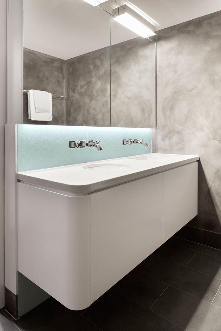 meubles-salle de bain-blanc-moderne