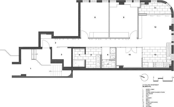 Sections de maison modernes solutions pratiques