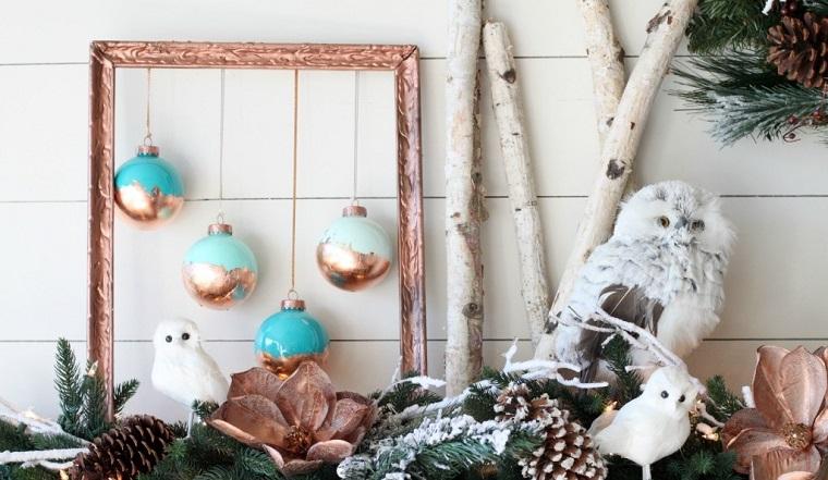 décorations de Noël spéciales pour la maison