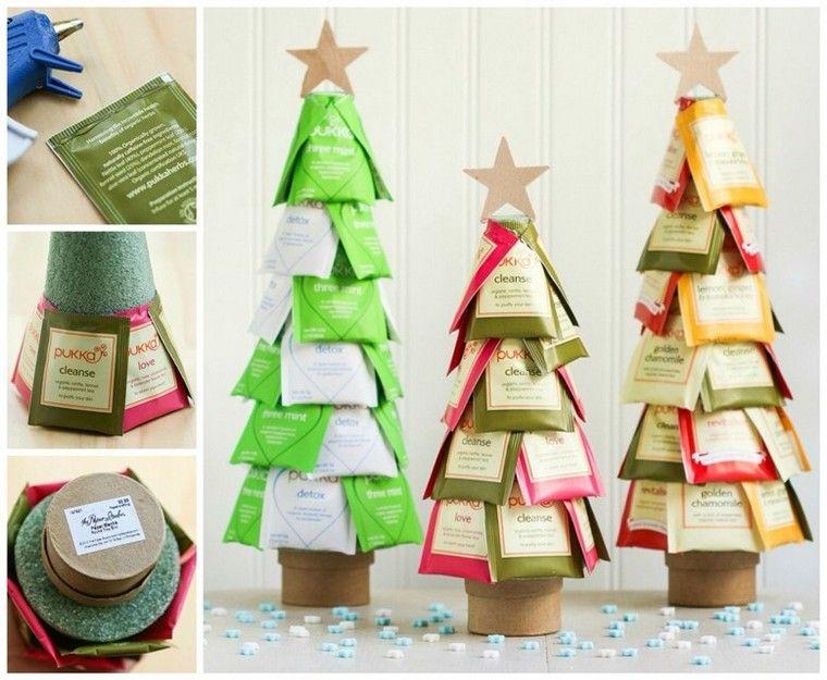 Décorations de Noël arbres de base