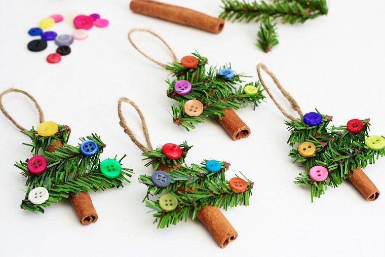sticks-cannelle-décorations de noël