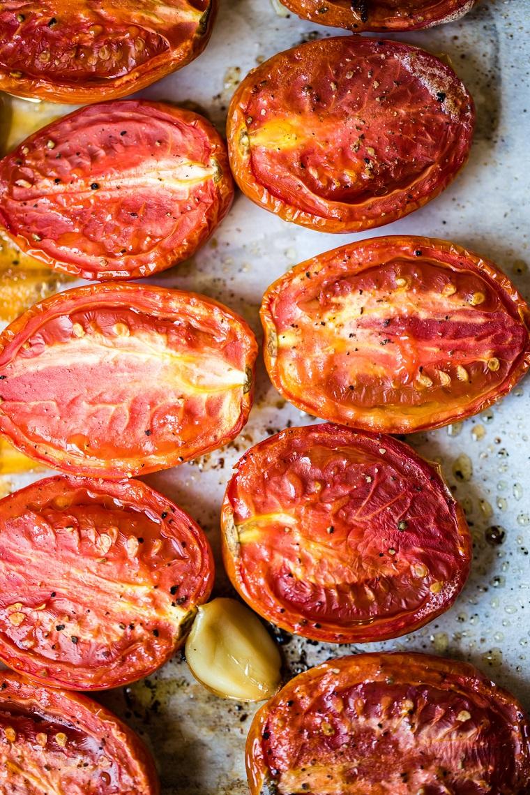 nourriture-végétalien-recettes-facile-soupe-tomate