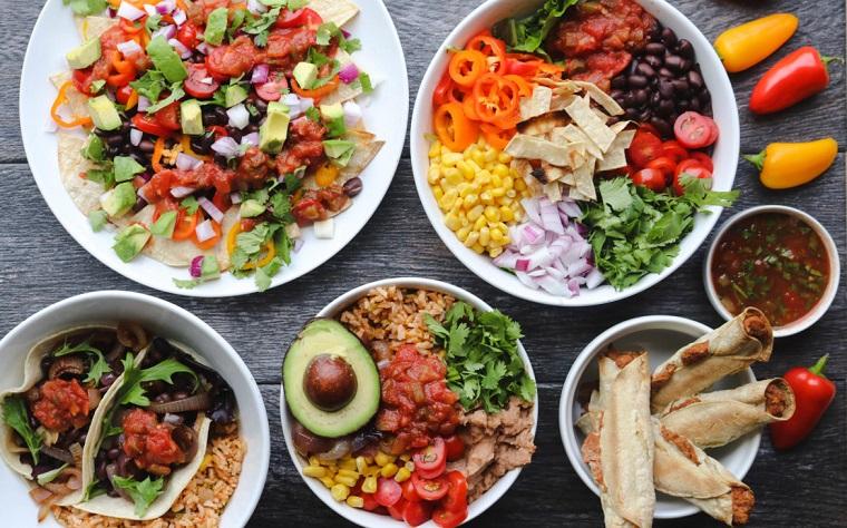 Recettes de plats végétariens mexicains-easy