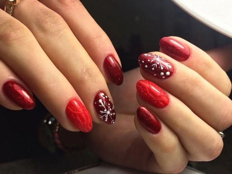 couleur-rouge-brillant-un-hiver-style