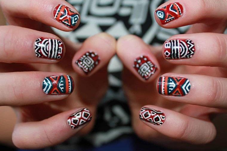 Aztec style-tribal-designs-ones