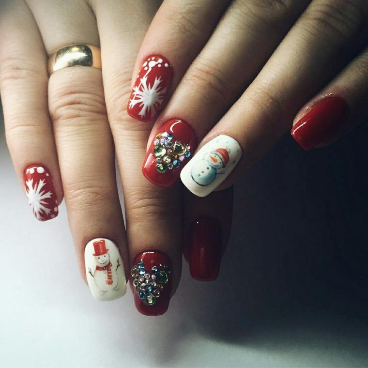 idées-a-navidenas-original-design-manicure