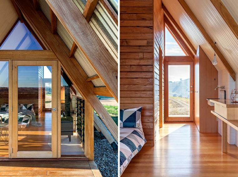 plafonds-sols traditionnels en bois