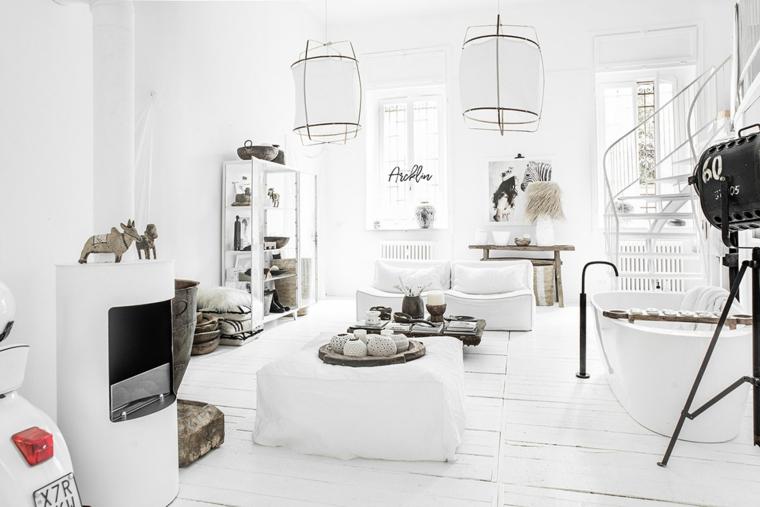 cheminée-blanche-decoratia-moderne