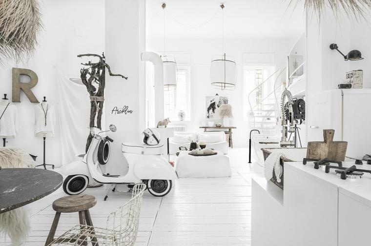 chaises-récupérées-modèles-vintage