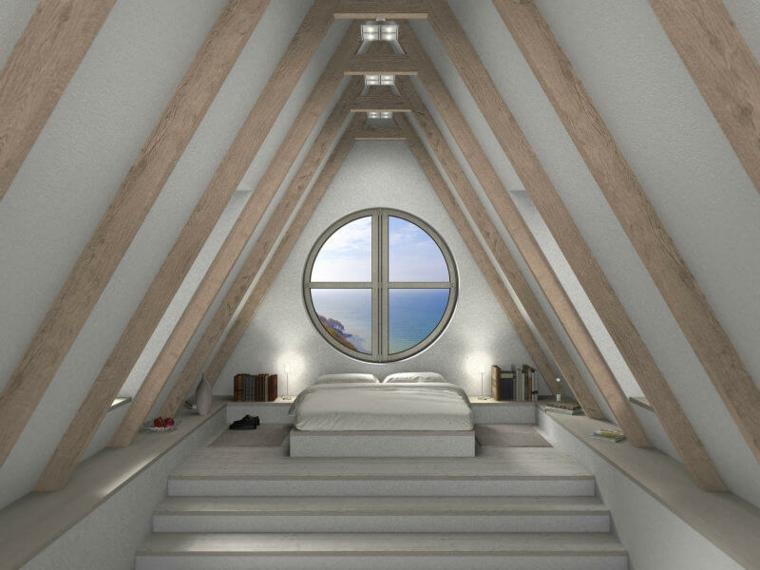 chambre de style moderne