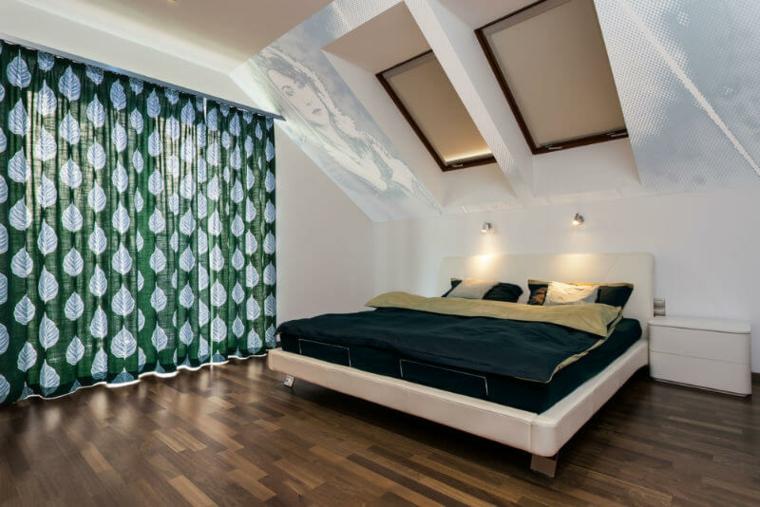 design de chambre moderne