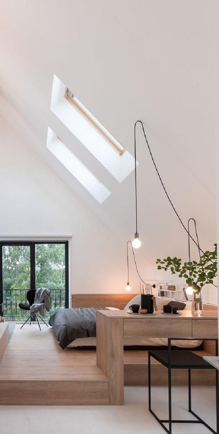 domaine de la maison grenier moderne