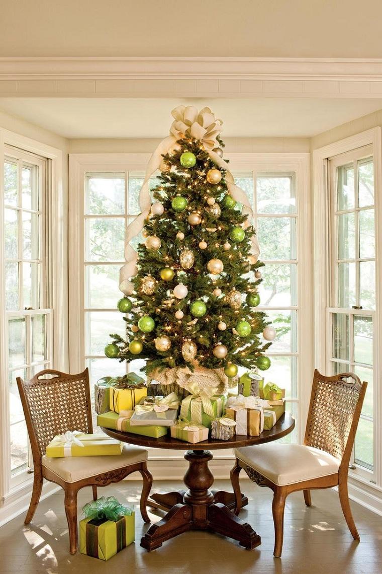 arbre-noël-table-maison-style