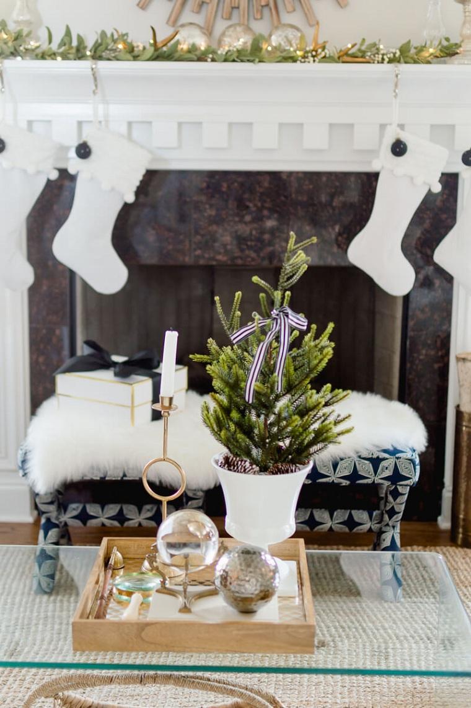 arbre-de-noel-petites-options-décorer-table