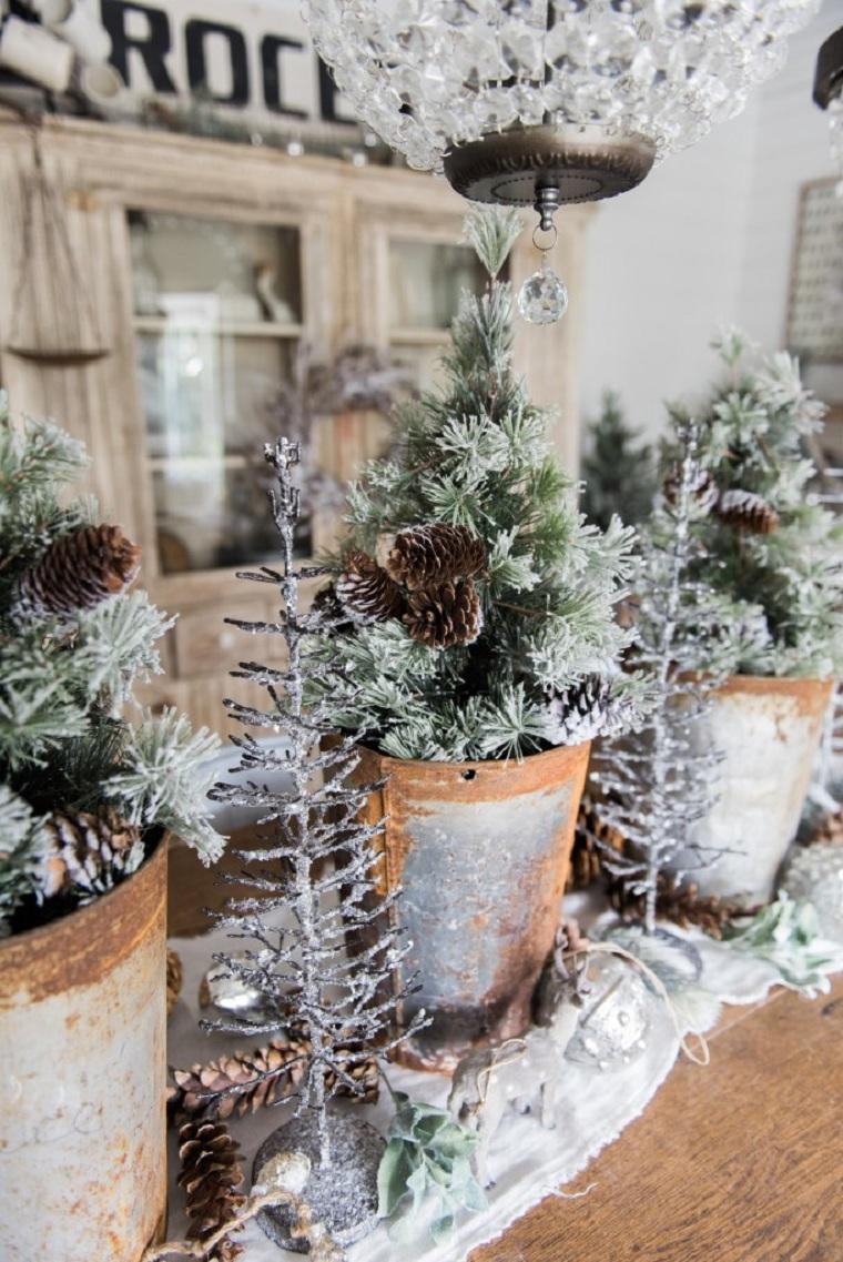 arbre-noël-décorer-maison