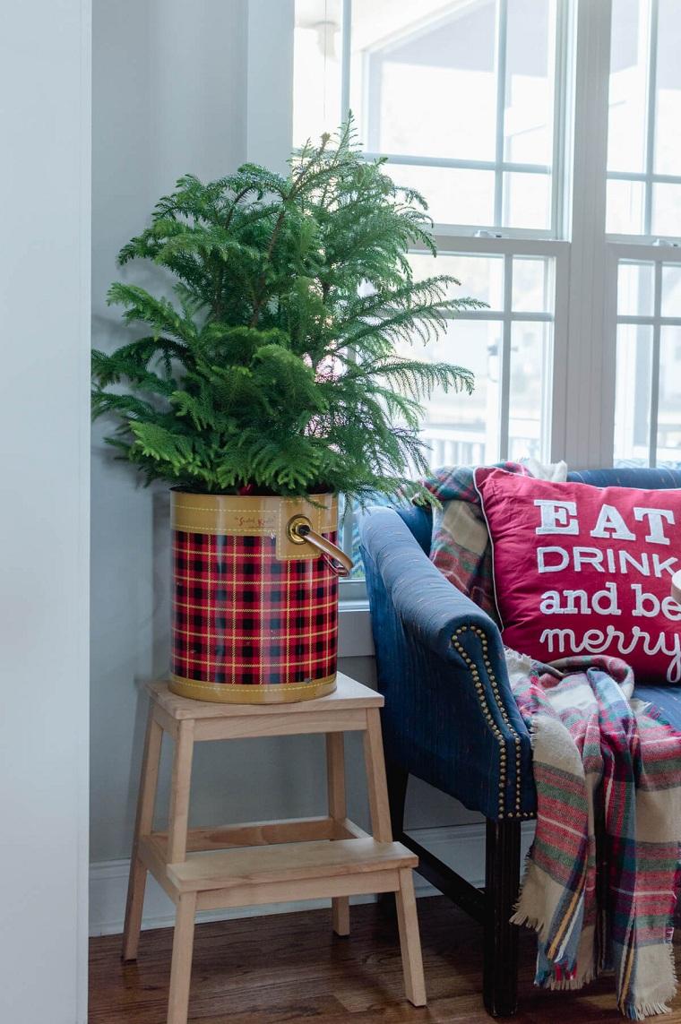 décorer-maison-arbres-petit-style
