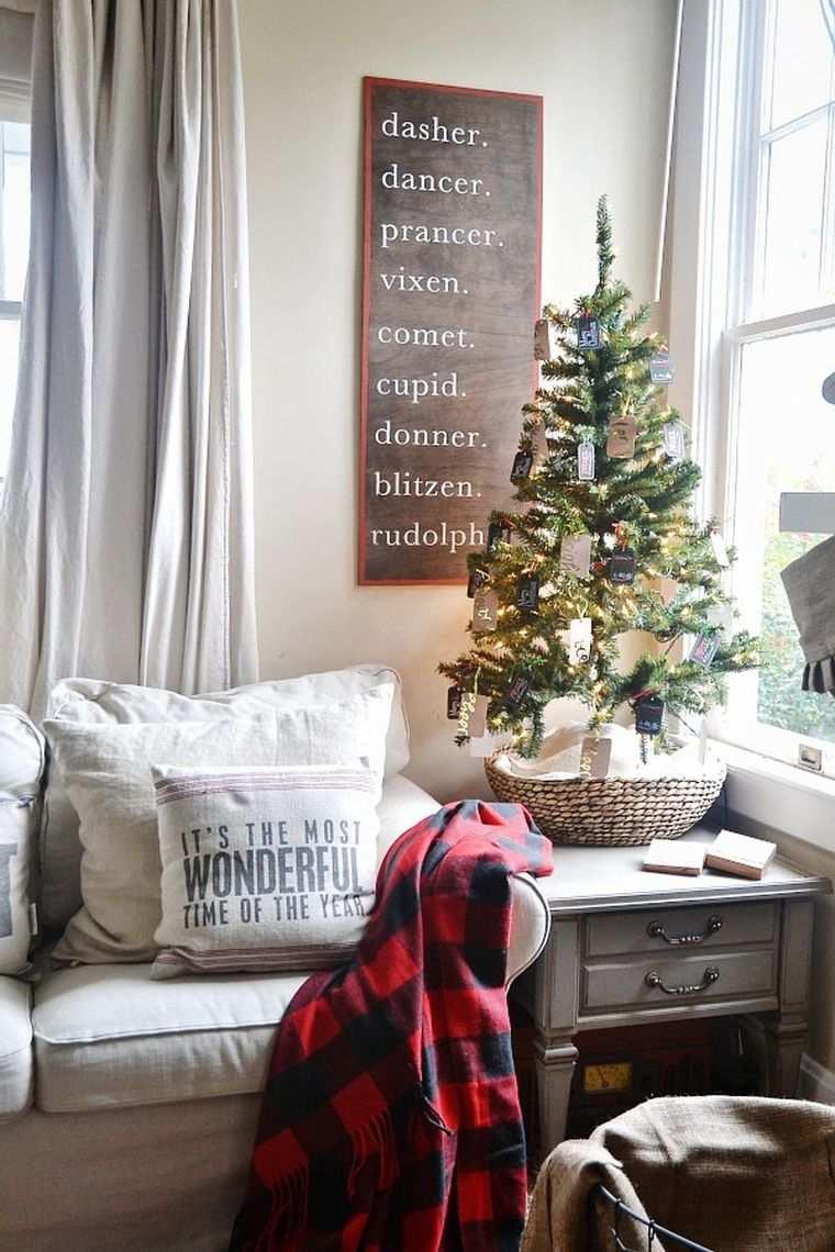 arbre-noël-table-style-fenêtre-maison