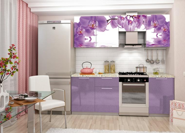 cuisines modernes petit-violet
