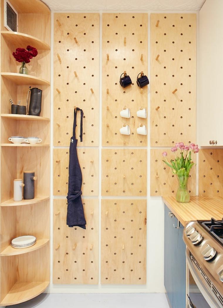 petites cuisines intégrées pratiques