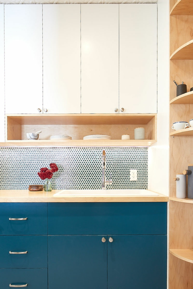 petites cuisines intégrales pratiques et fonctionnelles