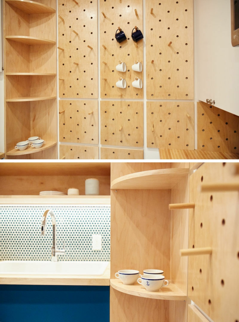 petites cuisines intégrées fonctionnelles