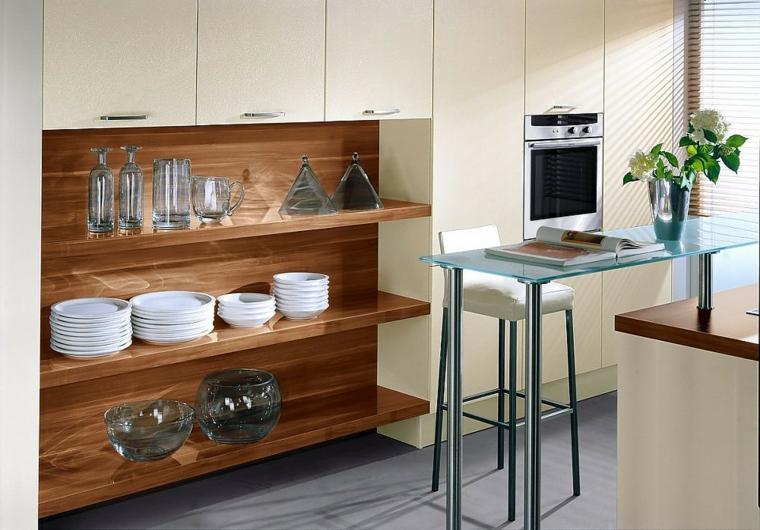 meubles pour cuisines-petites